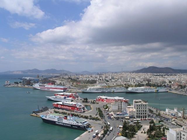 Portul-Pireu-Grecia