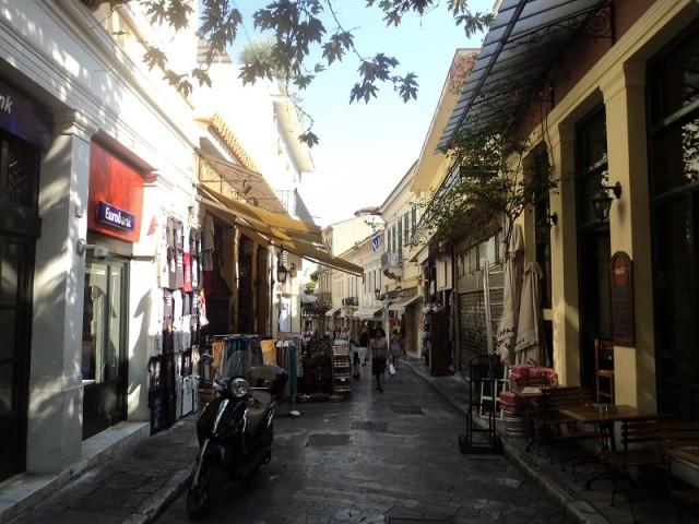 Plaka - Atena